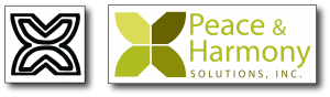 Get started with a new logo or customized project by contacting info@peaceand harmonysolutions.com
