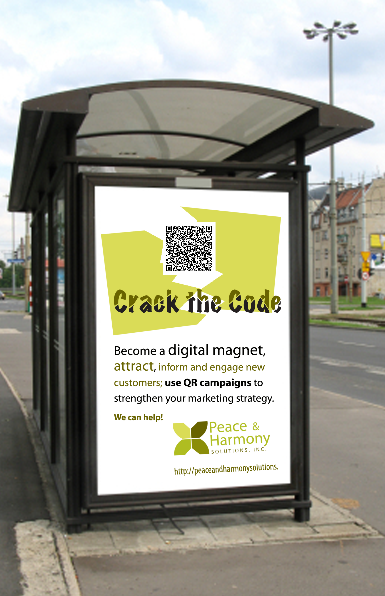 Crack the Code image - Peace & Harmony Solutions, Inc.