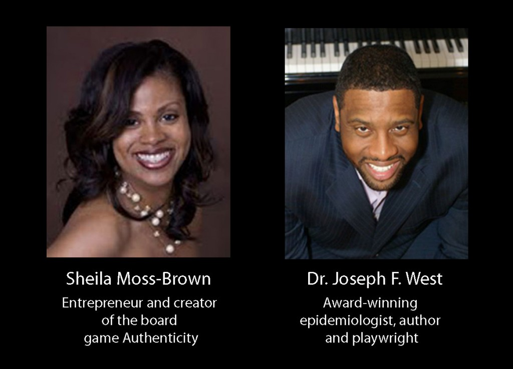 Peace & Harmony Solutions cast the spot light on two powerful presenters for Chicago Ideas Week