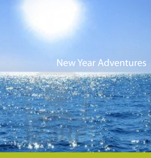 New Year Adventures, Photo of beautiful waters